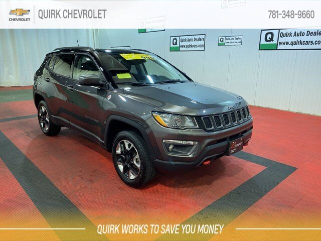 2018 Jeep Compass Trailhawk Braintree MA