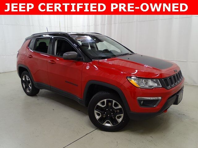 2018 Jeep Compass Trailhawk Raleigh NC