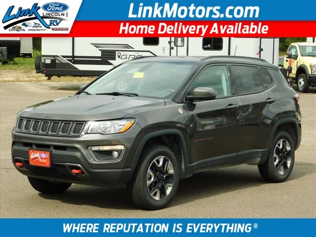 2018 Jeep Compass Trailhawk Rice Lake WI