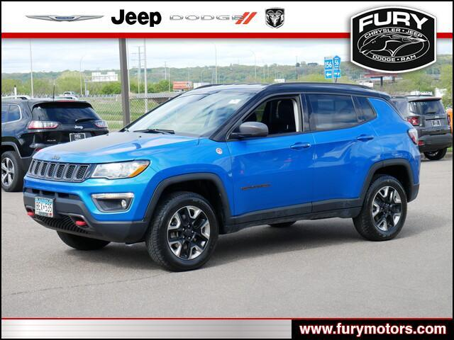 2018 Jeep Compass Trailhawk St. Paul MN