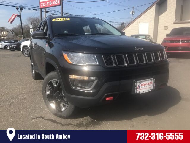 2018 Jeep Compass Trailhawk South Amboy NJ