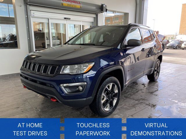 2018 Jeep Compass Trailhawk | FRESH TRADE | CLEAN CARFAX