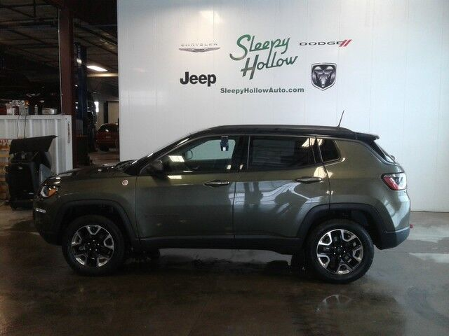 2018 Jeep Compass Trailhawk Viroqua WI