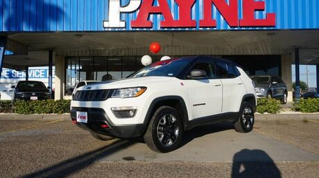 2018 Jeep Compass Trailhawk Weslaco TX