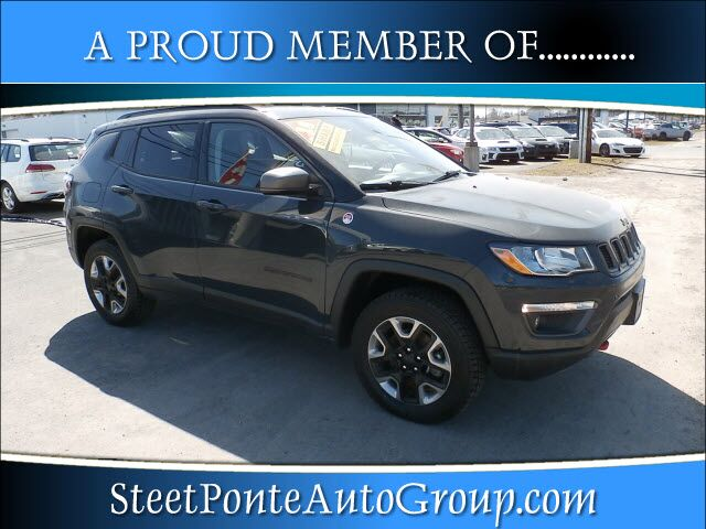 2018 Jeep Compass Trailhawk Yorkville NY