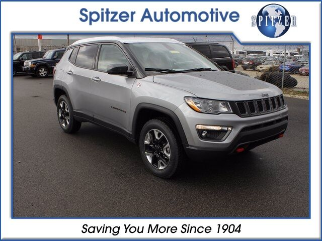 2018 Jeep Compass Trailhawk Mansfield OH