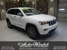 2018_Jeep_GR CHEROKEE LIMITED 4X4__ Hays KS