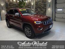 2018_Jeep_GR CHEROKEE LIMITED 4X4__ Hays KS
