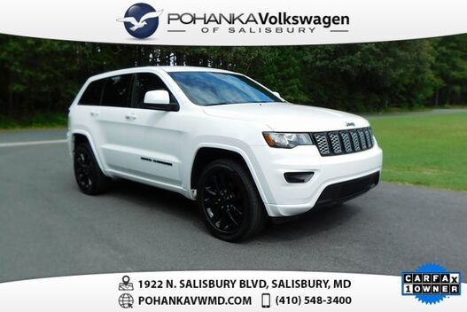 2018_Jeep_Grand Cherokee_Altitude ** LEATHER & NAV ** ONE OWNER **_ Salisbury MD