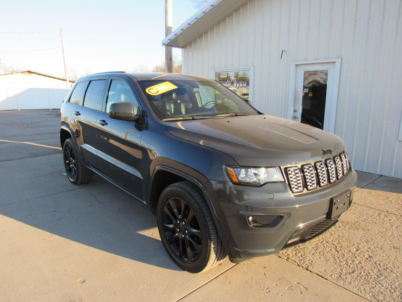 2018 Jeep Grand Cherokee Altitude Beatrice NE