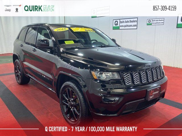2018 Jeep Grand Cherokee Altitude 4x4 *Ltd Avail* Boston MA