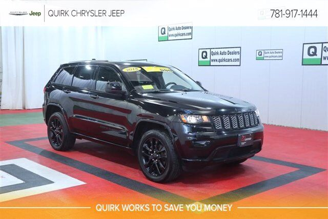 2018 Jeep Grand Cherokee Altitude Braintree MA