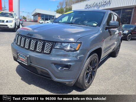 2018 Jeep Grand Cherokee Altitude Covington VA