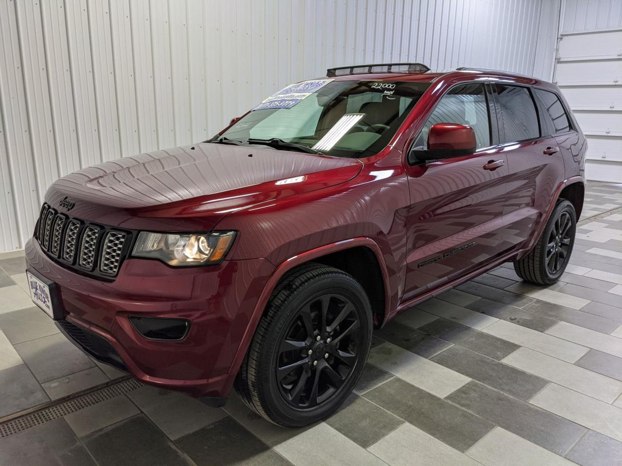 2018 Jeep Grand Cherokee Altitude Duncansville PA