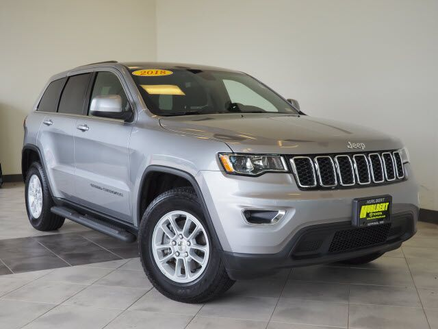 2018 Jeep Grand Cherokee Alude Epping Nh