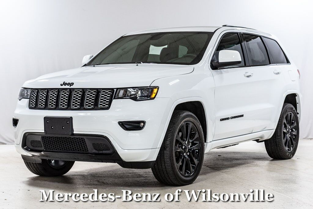 2018 Jeep Grand Cherokee Altitude Wilsonville OR