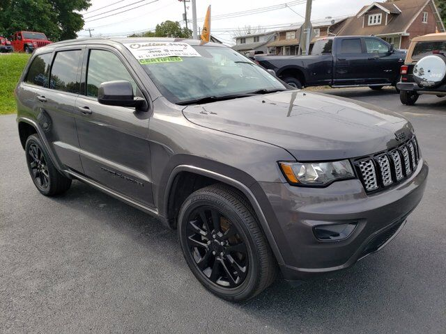 2018 Jeep Grand Cherokee Altitude HAMBURG PA
