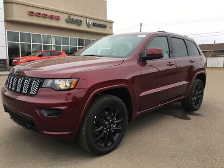 2018 Jeep Grand Cherokee Altitude IV Redwater AB
