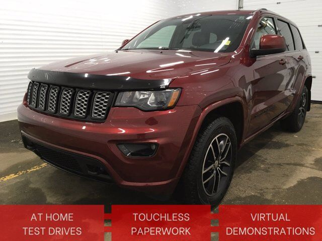 2018 Jeep Grand Cherokee Altitude IV Sherwood Park AB