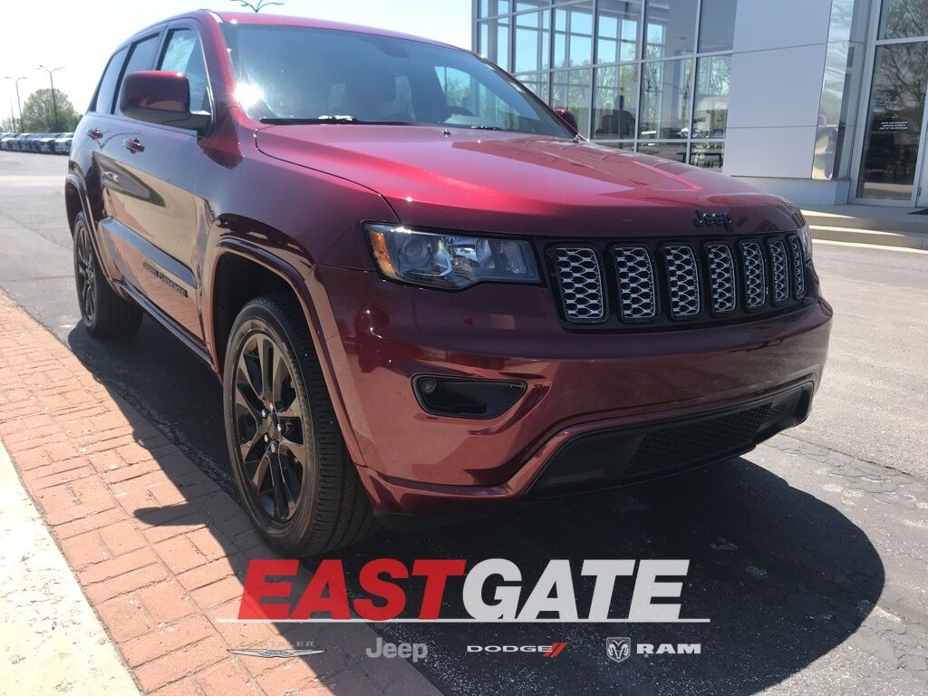 2018 Jeep Grand Cherokee Altitude Indianapolis IN