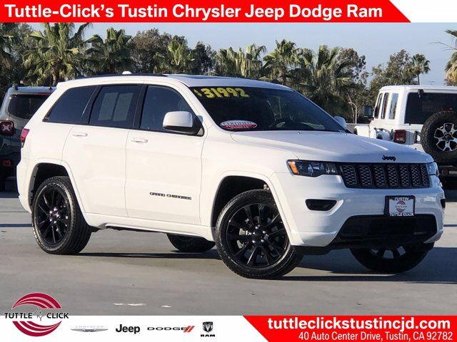 2018 Jeep Grand Cherokee Altitude Tustin CA
