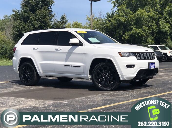 2018 Jeep Grand Cherokee Altitude Racine WI