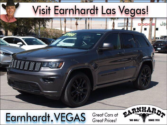 2018 Jeep Grand Cherokee Altitude Las Vegas NV