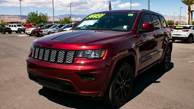 2018 Jeep Grand Cherokee Altitude Las Vegas NV