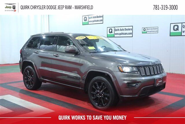 2018 Jeep Grand Cherokee Altitude 4x4 *Ltd Avail* Marshfield MA