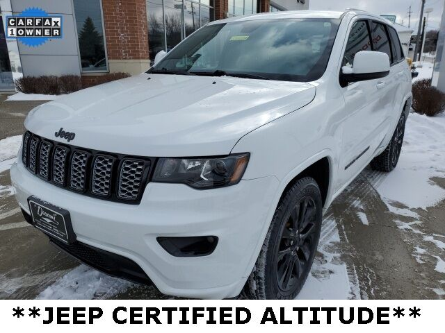 2018 Jeep Grand Cherokee Altitude Mayfield Village OH