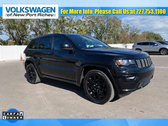 2018 Jeep Grand Cherokee Altitude New Port Richey FL
