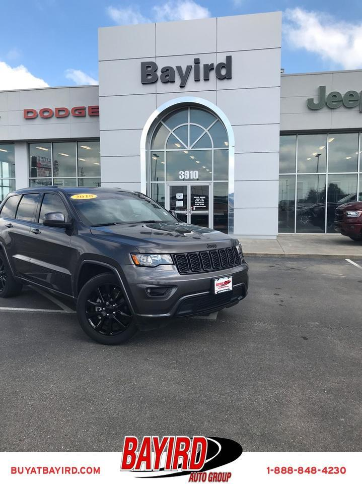 2018 Jeep Grand Cherokee Altitude Blytheville AR
