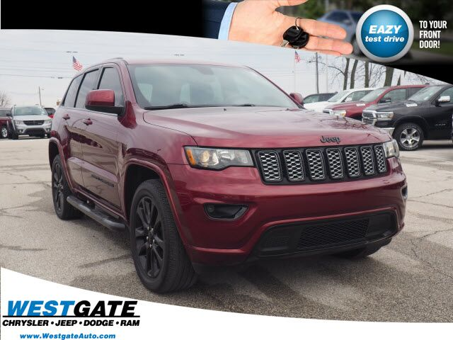 2018 Jeep Grand Cherokee Altitude Plainfield IN