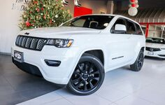 2018 Jeep Grand Cherokee Altitude Quick Order Package 1 Owner