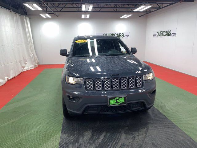 2018 Jeep Grand Cherokee Altitude Manchester NH