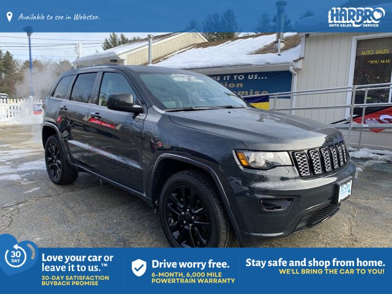 2018 Jeep Grand Cherokee Altitude Webster MA