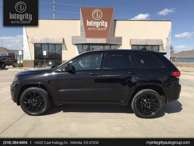 2018 Jeep Grand Cherokee Altitude Wichita KS