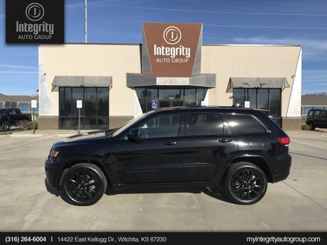 2018 Jeep Grand Cherokee Altitude Wichita KS