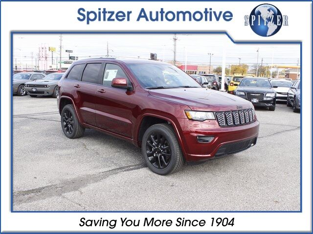 2018 Jeep Grand Cherokee Altitude Mansfield OH