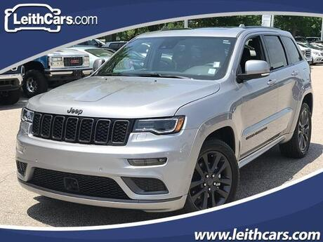 2018 Jeep Grand Cherokee High Altitude 4x2 *Ltd Avail* Cary NC