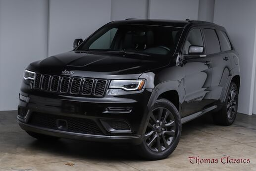 2018 Jeep Grand Cherokee High Altitude Akron OH
