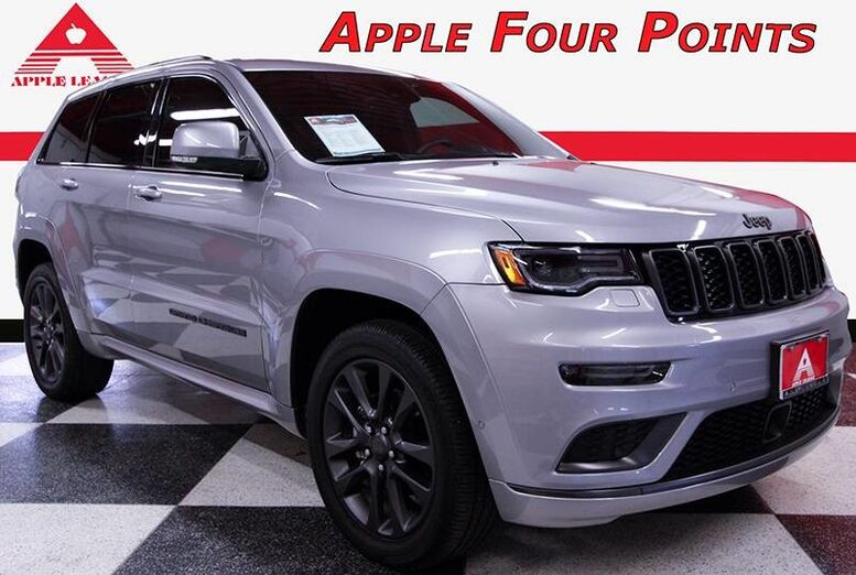 2018 Jeep Grand Cherokee High Altitude Austin TX