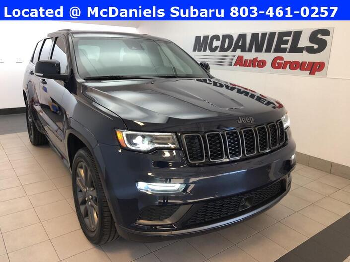 2018 Jeep Grand Cherokee High Altitude Columbia SC