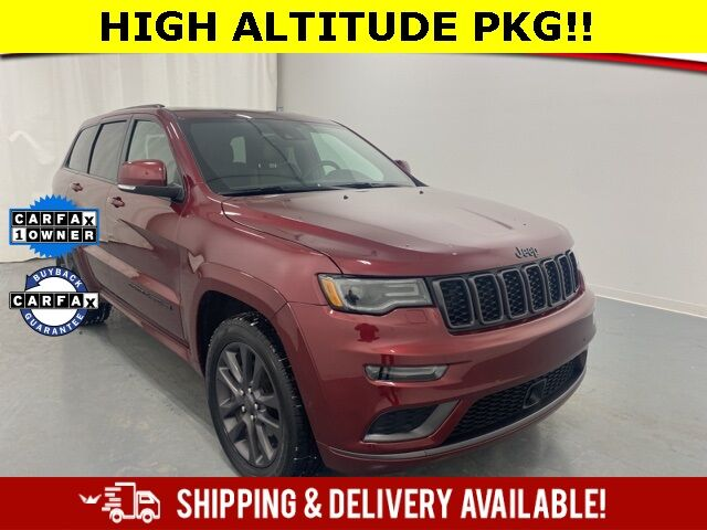 2018 Jeep Grand Cherokee High Altitude Holland MI
