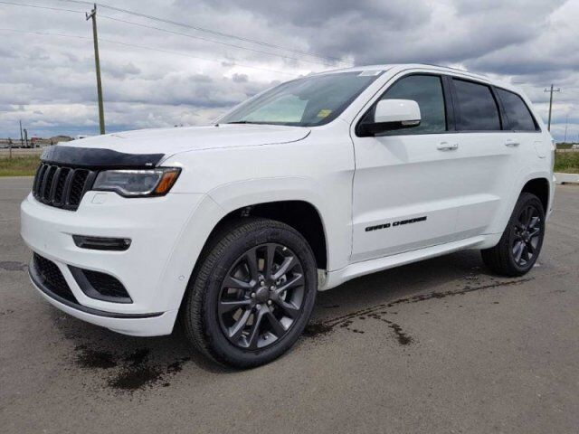 2018 Jeep Grand Cherokee High Altitude II Sherwood Park AB