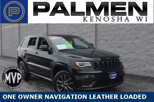 2018 Jeep Grand Cherokee High Altitude Kenosha WI