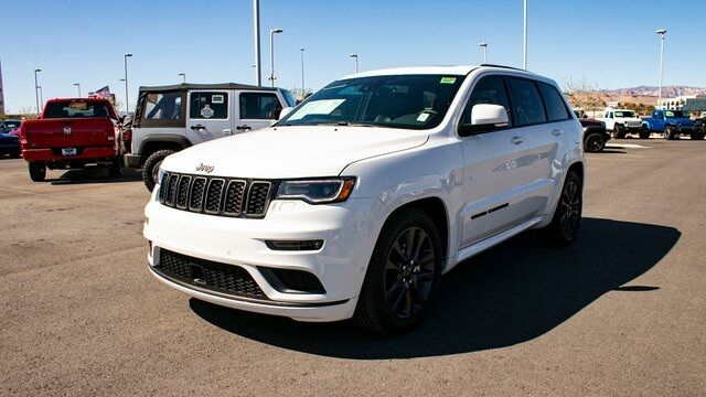2018 Jeep Grand Cherokee High Altitude Las Vegas NV