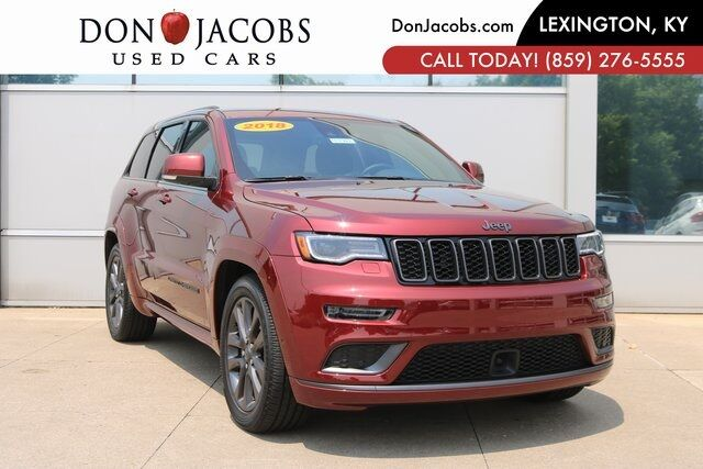 2018 Jeep Grand Cherokee High Altitude Lexington KY