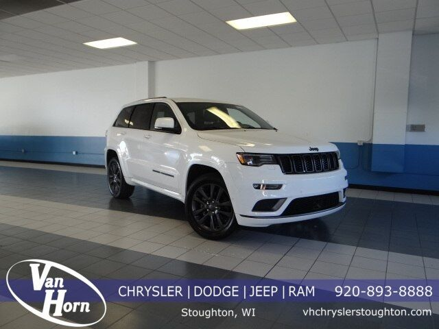 2018 Jeep Grand Cherokee High Altitude Plymouth WI