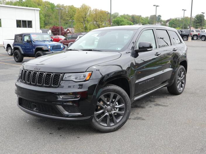 2018 Jeep Grand Cherokee High Altitude Pottsville PA